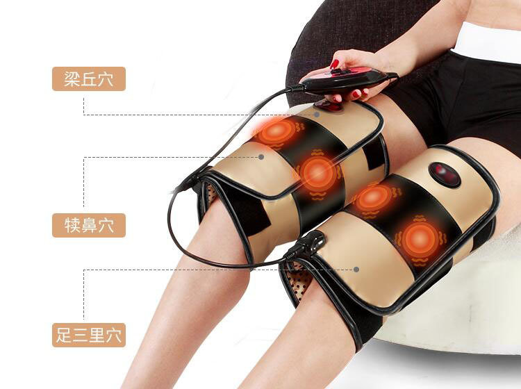 Electrical Moxibustion Magnet Therapy Heating Vibrating Knee Belt Gloves Massage Joint Leg Arm Body Massager Health Care joint therapy electrical heating kneading knee massage vibrating moxibustion leg belt gloves arm massager tool health care