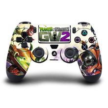 Ps4 Controller Skin One Piece Skin Protective PVC Sticker Full Coverage for Sony Play Station 4 Wireless Controller Accessory