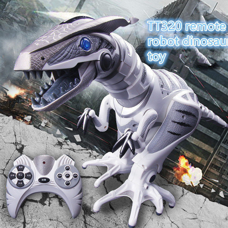 educational toy intelligent robot dinosaur remote control toy remote control robot toy for boy infrared remote control toy gifts ирен короткова я из будущего о любви isbn 9785448529184