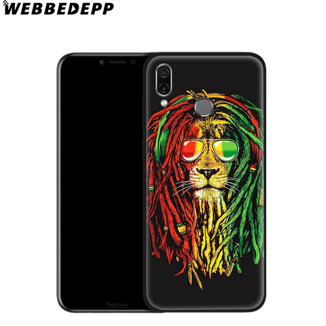WEBBEDEPP Bob Marley étui pour huawei P8 P9 P10 P20 P30 Lite Pro P Smart Z Plus 2019 Y6 Prime 2018 2017 Lite Mini