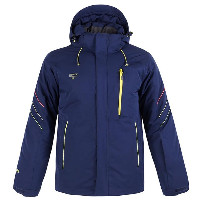 Winter New Ski Suit Men's Waterproof Windproof Thick Warm Jacket Outdoor Adventure Hunting Mountaineering Sportswear 2020 New