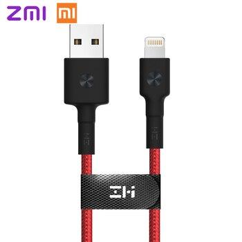 Оригинальный Xiaomi ZMI-MFI сертифицированных LightningPlug к зарядка через usb телефон кабель для передачи данных для мобильного телефона