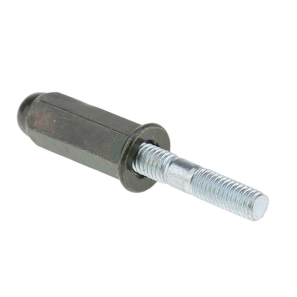 5 個の金属排気スタッドナッツガスケットは GY6 50cc の 150cc QMB139 Atv ゴーカート原付クワッド自動交換部品