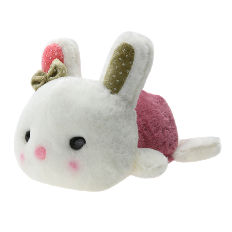 Cute Rabbit Little Bunny Plush Toys Small Stuffed Animals Birthday Gift Children s Toys for Babies