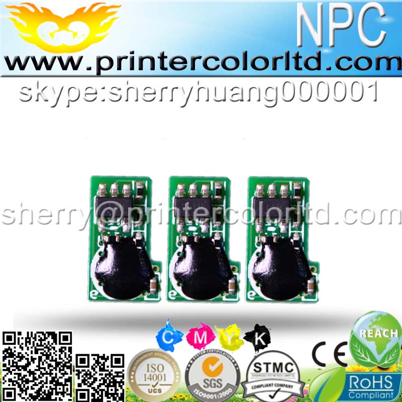 Newest chips Color Laserjet Enterprise M477 M452 for HP CF410X CF410 CF 410 CF411X CF413X CF412X toner reset chip