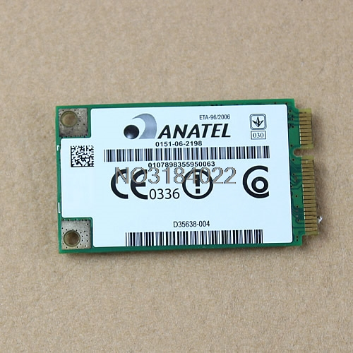 WM3945ABG Mini PCI-E Wireless WIFI Card 54M 802.11A/B/G For Dell ASUS Laptop