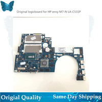 Original New Logicboard for HP envy M7 N Motherboard 819965/813681 001 i7 LA C531P