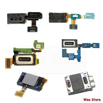цена на Original For Samsung Galaxy S3 S4 S5 S6 S7 Edge S8 S9 Plus Mini Original Phone Ear Speaker Headphone Earpiece Flex Cable