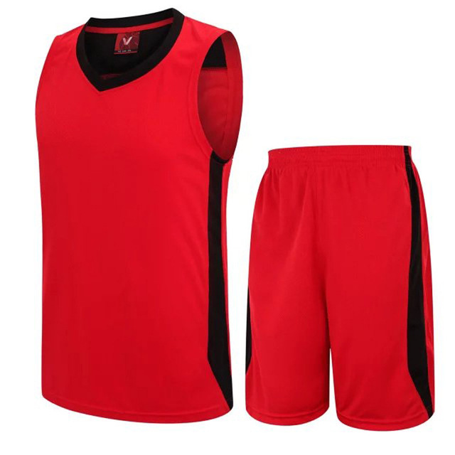 New mens basketball jerseys red yellow green blue white boys breathable  blank sports kit wear basketball df8e5be22309