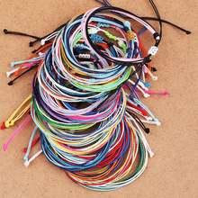 1 шт boho летние пляжные серф браслеты для мужчин и женщин ручной