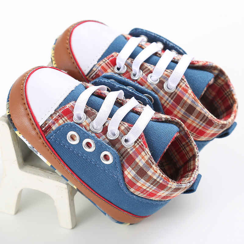 Fashion children's sports shoes baby boys shoes high to help soft soles first walking baby children's non-slip baby shoes
