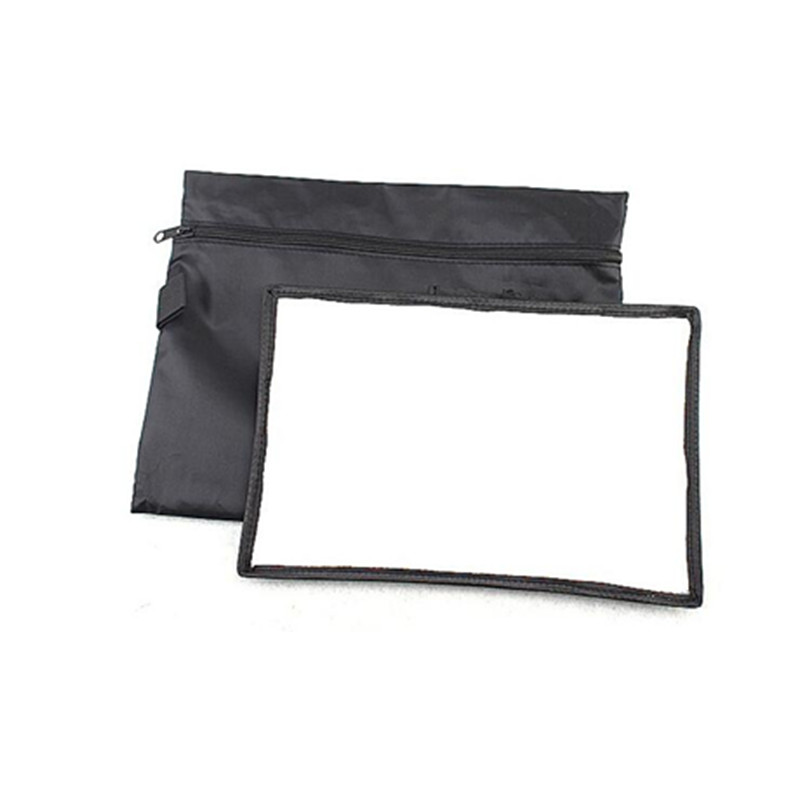 MustHD Flash Diffuser Light Softbox 20x30cm by Altura Photo (Collapsible with Storage Pouch) for Canon,Nikon Speedlight