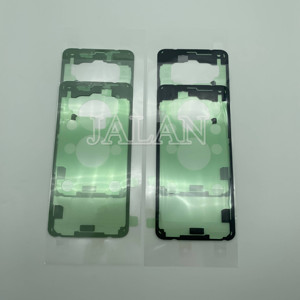 Image 3 - 10pcs סוללה מדבקה עבור Samsung S10/S10 בתוספת/S10E Backcover תיקון חזרה כיסוי דבק דבק