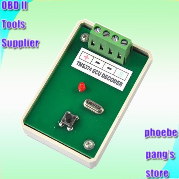 TMS374 ECU Decoder TMS-374 renault ecu decoding tool 3502075 ecu decoder for renault silver
