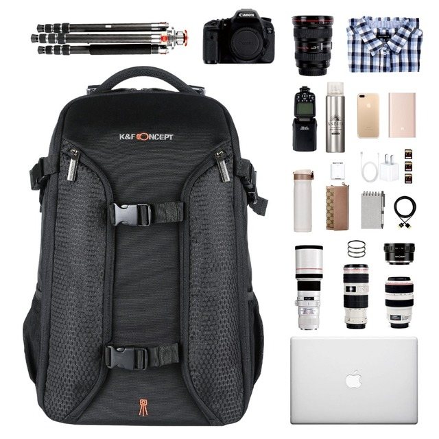 b350678d8f K F Concept Professional Camera Backpack