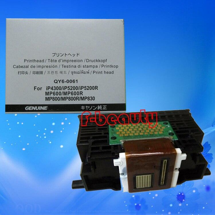 Подробнее о New original print head QY6-0061 printhead compatible for Canon iP4300 iP5200 MP600 MP600R MP800 MP800R MP830 new qy6 0061 qy6 0061 000 print head printhead for canon mp600r mp800 mp600 mp800r mp830 ip4300 ip5200 ip5200r printer