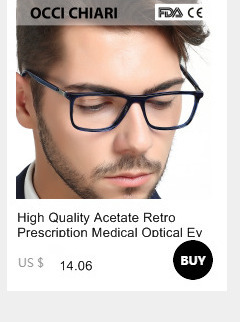 f919559c00 OCCI CHIARI Men Glasses Frame Optical glasses Frame Fashion black  eyeglasses clear Square glasses wholesale prescription CERINA