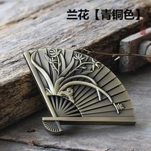 Kreative Chinesischen Vintage Kupfer Bronze Duftlampe Stick Spule Weihrauch  Räuchergefäß Wohnkultur Ornament Für Yoga Wohnzimmer(