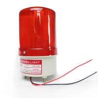 24V 12V 220V 110V RED Warning light LED lamp beacon for gsm alarm system