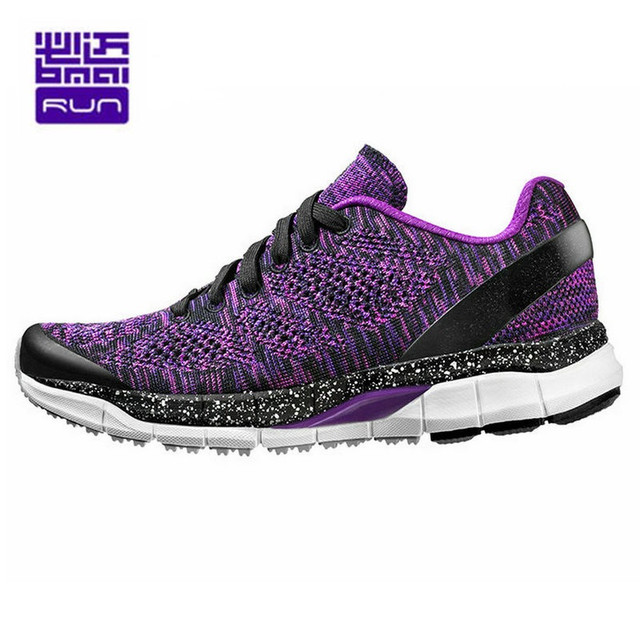 New Bmai women's running shoes Arch Sneakers portable shoes for woman Breathable mesh sports shoes free shipping XRCA002
