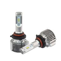 2X High Power 36w V1 Car LED Headlight 9006 HB4 4000LM Auto LED Head Fog Lamp