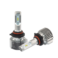 2X High Power 36w V1 Car LED Headlight 9006 HB4 4000LM Auto LED Head Fog Lamp