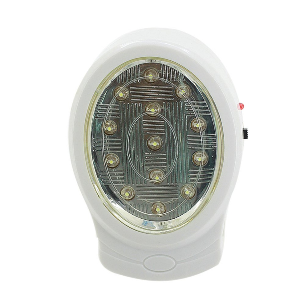 2W 13 LED Rechargeable Home Emergency Light Automatic Power Failure ...