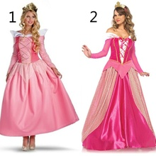 e328ea155a923 Buy pink princess aurora dress adult and get free shipping on ...