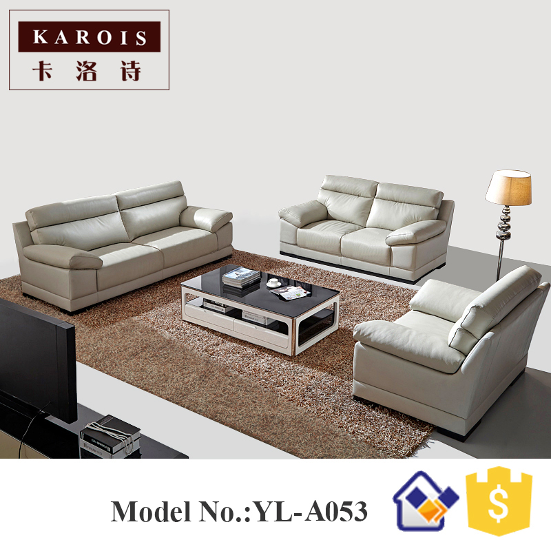 sofa set new designs modern sectional u shape white leather sofa