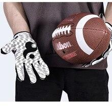 Football-Gloves American Full-Fingers.goalkeeper Glove-Pro Quality DL Brand Sticky OL