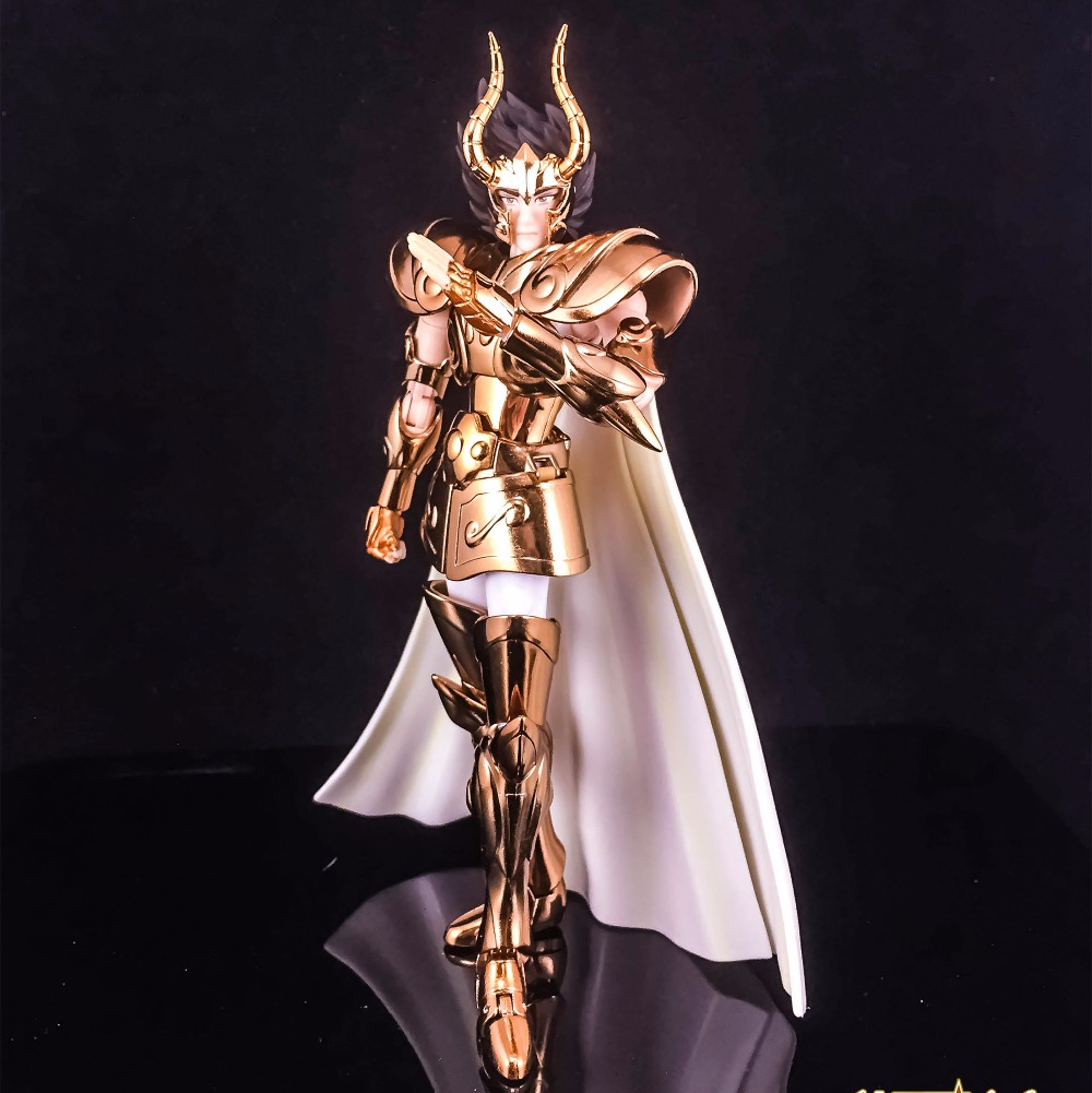 MC Metal Club Saint Seiya Cloth Myth EX Gold Capricorn Shura models metal cloth OCE edition
