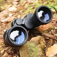 Newest Powerful Binoculars 20×50 Professional Hd Telescope Wide-angle Long Range Binocular telescope for Camping Hunting Concert