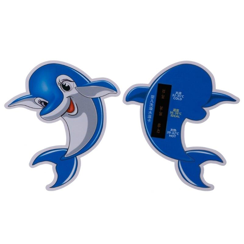 1 x premiers pas Bébé bain thermomètre poisson flottant sécurité température eau