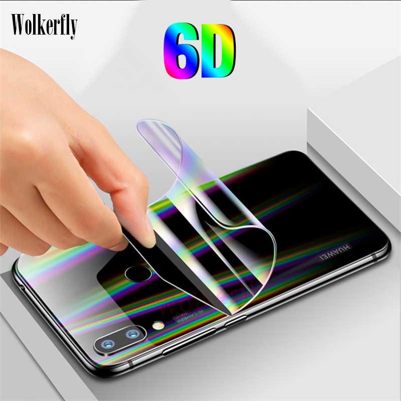 6D Hydrogel Film For Huawei P30 Lite P20 Mate 20 Lite 20X