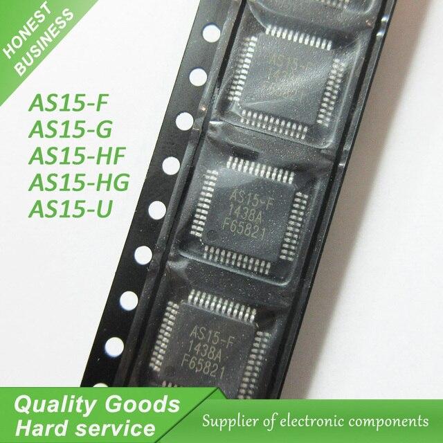 5PCS free shipping AS15-F AS15-G AS15-HF AS15-HG AS15-U QFP 100% new original quality