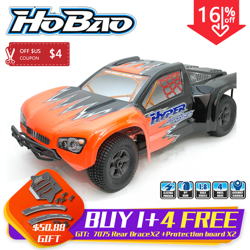 OFNA/HoBao Hyper 8SC-e 1/8th RTR Electric Monster truck Buggy ,4x4 Driving off-Road RC car Remote Control Model Vehicle Toys