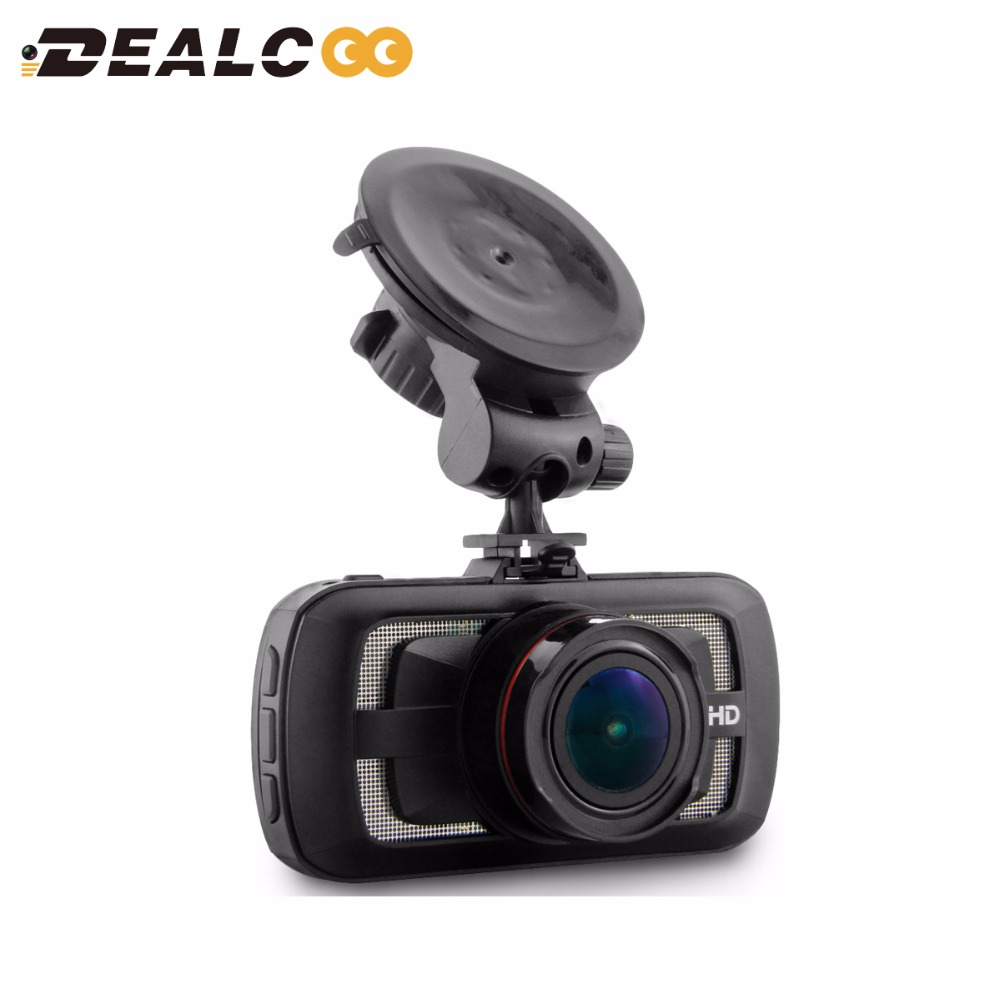 Original Dealcoo Car DVR Ambarella A12 Car Camera Video Recorder HD 1440P GPS Dash Cam Video Recorder Dashboard Camera Blackbox gps навигатор lexand sa5 hd