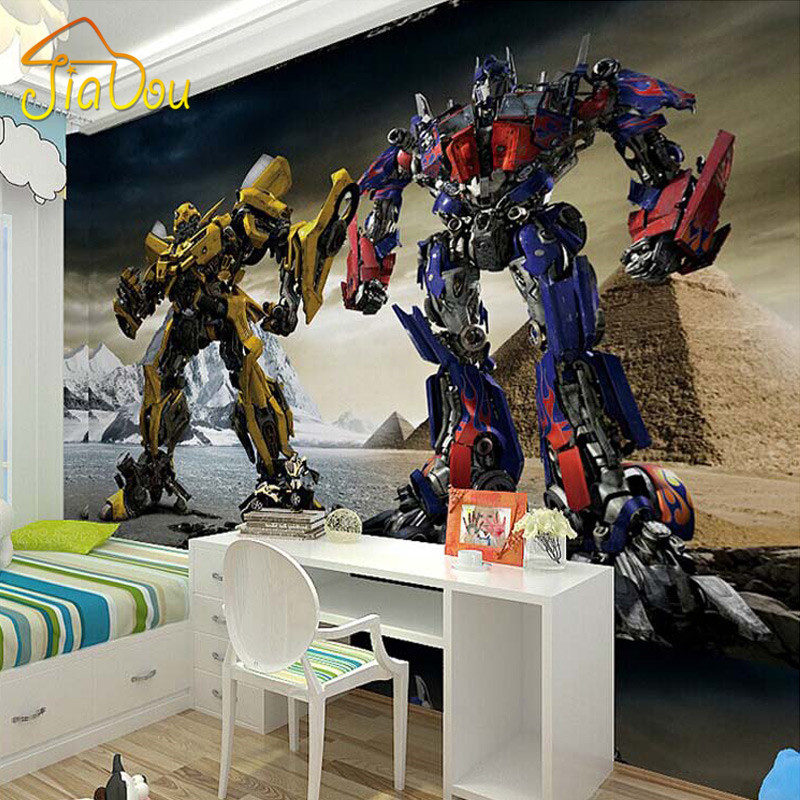 3d photo wallpaper murals for kids bedroom boys bedroom for Boys mural wallpaper