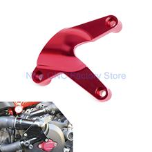 Billet Aluminum Water Pump Cover for Ducati Diavel Carbon/Titanium/Cromo/Dark/Monster 1200/Monster 821