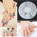 Brand New Nail Art Stickers Decoration Decals Punk Acrylic Multi Style 3D Design DIY Mix Shape Makeup Cosmetic Nail Tools