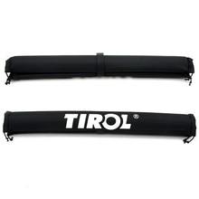 Новая пара оксфордских прокладок для багажника на крышу, надувная мягкая перекладина, покрытие на крышу, Защитная ткань для багажника