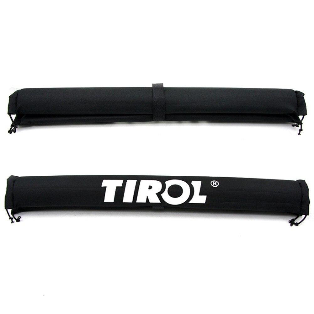 Nouveau Oxford paire de patins de porte-bagages gonflable barre transversale rembourrée couverture de toit porte-bagages tissu de protection