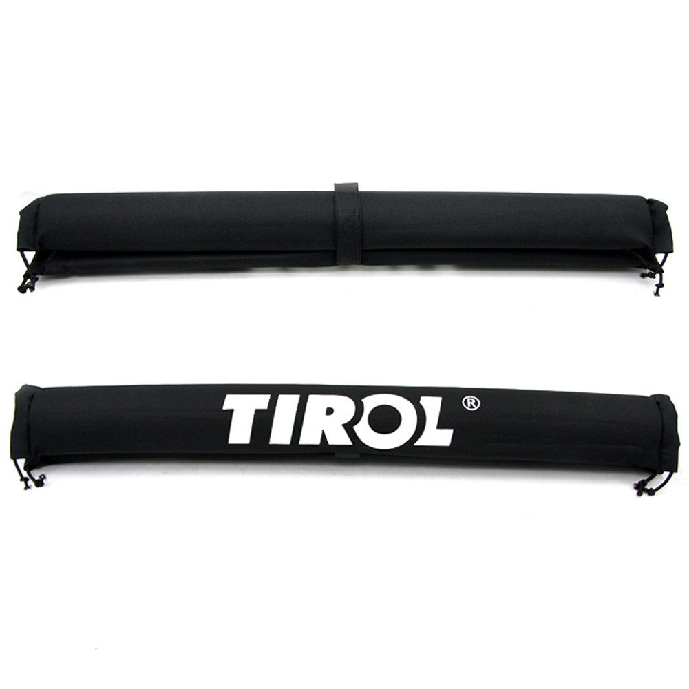 Novo oxford par de almofadas rack de telhado inflável acolchoado crossbar cobertura do telhado bagagem transportadora pano protetor