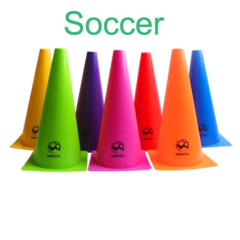 7ee9c4f3f6bc3 Detalle Comentarios Preguntas sobre 32 cm Training fútbol conos tráfico cono  barricada velocidad ejercitador barrera Fútbol equipo de entrenamiento en  ...