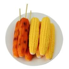 050 Fake Imitation fake corn plastic fruit and vegetable model ornament decoration creative shop layou