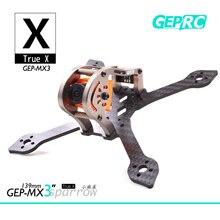 GEPRC MX3 Sparrow Geprc GEP-MX3 139 139mm Carbon Fiber 3mm Arm FPV Racing Frame for Rc Quadcopter Racer DIY стоимость