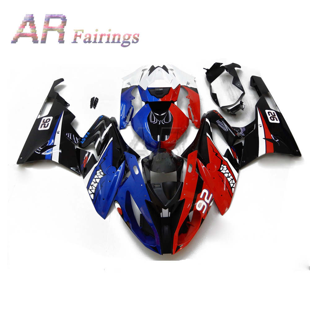 Full Fairing Kits For BMW S1000RR 15 - 16 Bodywork Fairings Injection Cowlings W/ Screws S1000 RR 2015 - 2016 Black Red Blue image