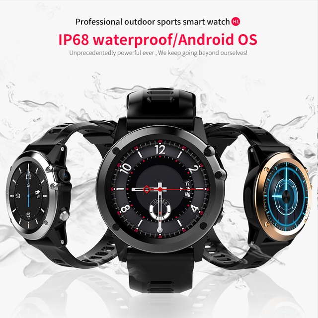 Smart Watch Android 4.4