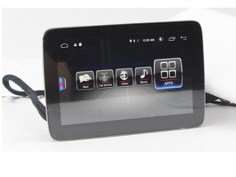 For Mercedes Benz MB GLE M ML Class W166 2015~2018 Liandlee Car Multimedia Player NAVI Car Radio Accessories GPS Navigation 8
