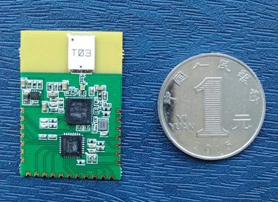 SWM1000 UWB Module Indoor Location Wireless Range Finder With STM32 Controller Can Work Independently